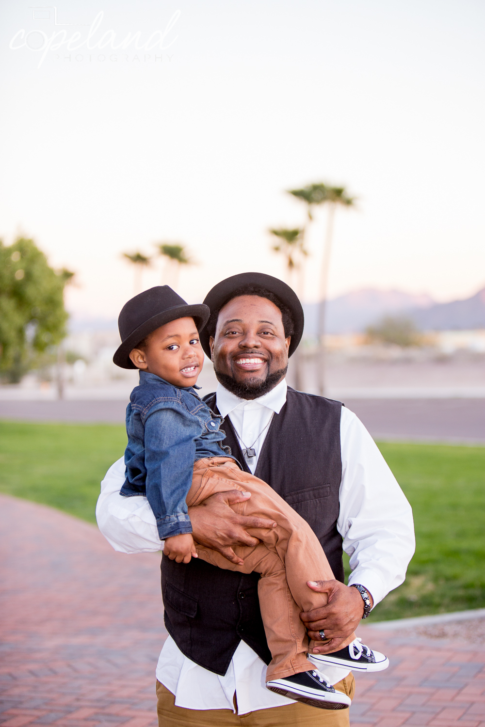 Fountain Hills family portrait session
